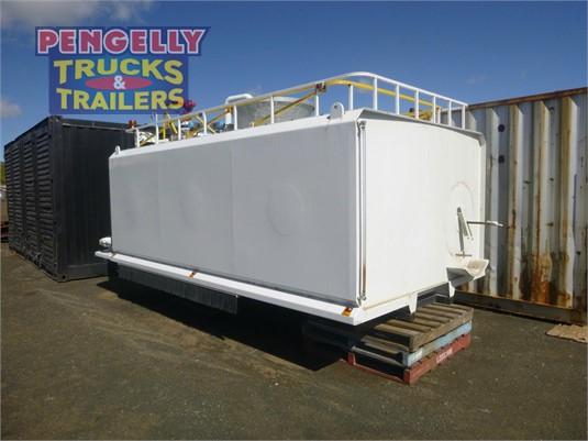 Sctc 15000 Ltr Water Truck Body Pengelly Truck & Trailer Sales & Service - Truck Bodies for Sale