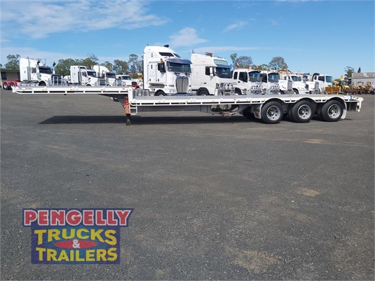 2019 Anda Drop Deck Trailer Pengelly Truck & Trailer Sales & Service - Trailers for Sale