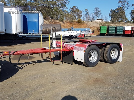 2014 Jamieson Dolly - Trailers for Sale