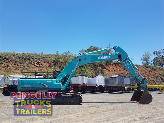 Kobelco SK350 Pengelly Truck & Trailer Sales & Service - Heavy Machinery for Sale