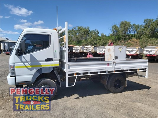 2010 Mitsubishi Canter Pengelly Truck & Trailer Sales & Service - Trucks for Sale