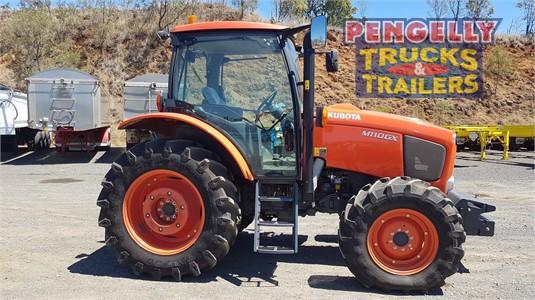 2017 Kubota M110GX Pengelly Truck & Trailer Sales & Service - Farm Machinery for Sale