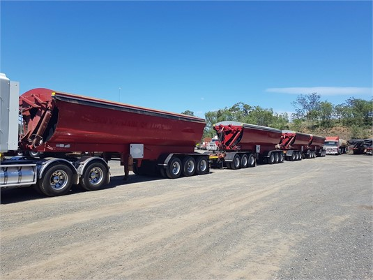 2013 Azmeb Tipper Trailer - Trailers for Sale