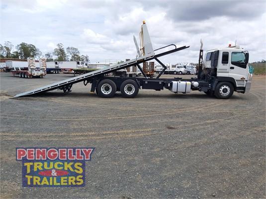 2013 Isuzu Giga CXZ Pengelly Truck & Trailer Sales & Service - Trucks for Sale