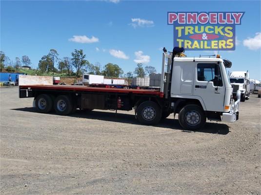 1996 Volvo FL10 Pengelly Truck & Trailer Sales & Service - Trucks for Sale