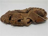 Whitey Ford signature model baseball glove