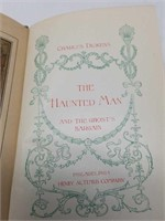 THE HAUTED MAN / Charles Dickens 1899 Book