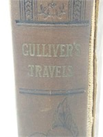 Gulliver's Travels 1800's book
