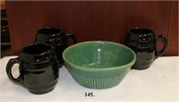 Online Pottery Auction