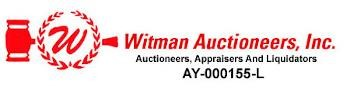 Witman Auctioneers
