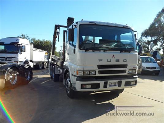 2008 Mitsubishi Fuso FV500 - Trucks for Sale