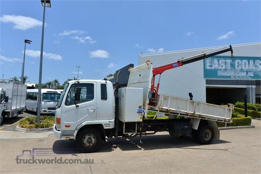2008 Fuso FK600 - Trucks for Sale