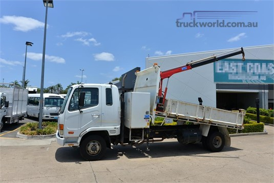 2008 Mitsubishi FK600 East Coast Truck and Bus Sales - Trucks for Sale