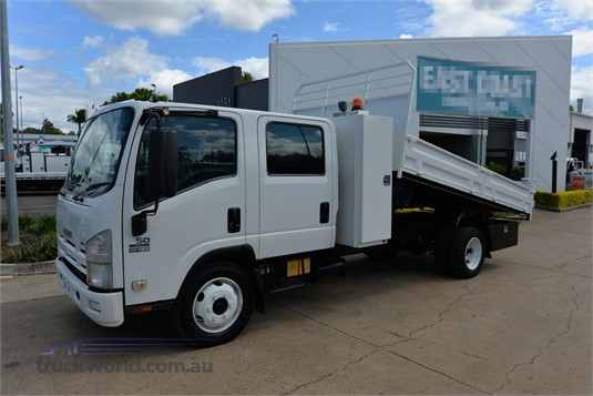 2012 Isuzu NQR 450 East Coast Truck and Bus Sales - Trucks for Sale