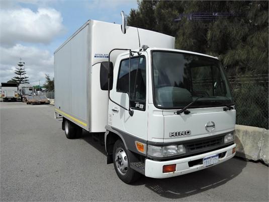 2001 Hino FB4J - Trucks for Sale