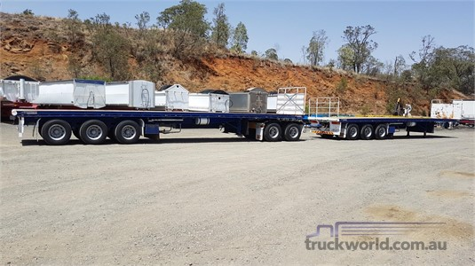 2013 Freighter Flat Top Trailer - Trailers for Sale