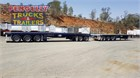 2013 Freighter Flat Top Trailer Semi Trailers