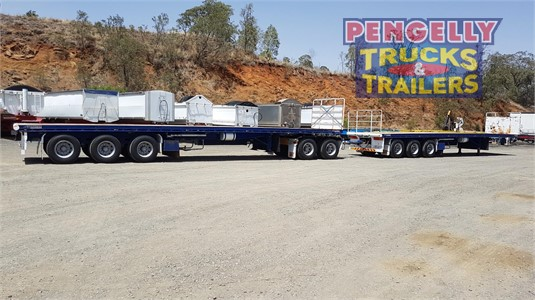 2013 Freighter Flat Top Trailer Pengelly Truck & Trailer Sales & Service  - Trailers for Sale