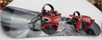 Lamar Mission Jr 1250 Snowboard