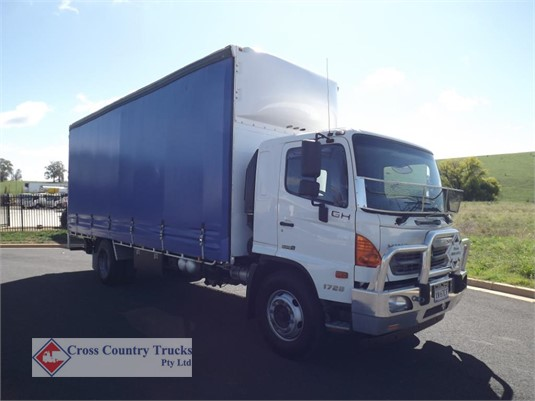 2014 Hino GH1728 Cross Country Trucks Pty Ltd - Trucks for Sale