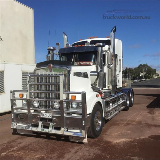 2010 Kenworth T908 Hume Highway Truck Sales - Trucks for Sale