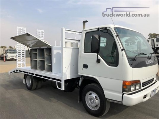 2001 Isuzu NPR 300 - Trucks for Sale
