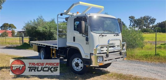 2013 Isuzu FSS 550 Trade Price Trucks  - Trucks for Sale