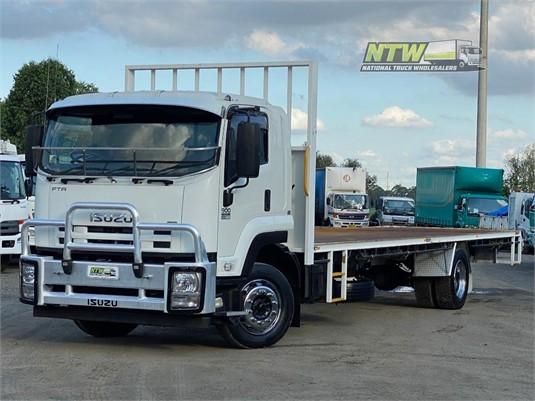 2014 Isuzu FTR900 National Truck Wholesalers Pty Ltd - Trucks for Sale