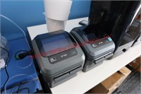 Shipping Label Printers and Labels