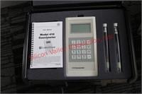 Gaussmeter, Densitometer, Sharp Edge Tester, Ampli