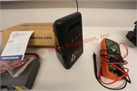 Cadex Load Capture, Extech, Dylos Air