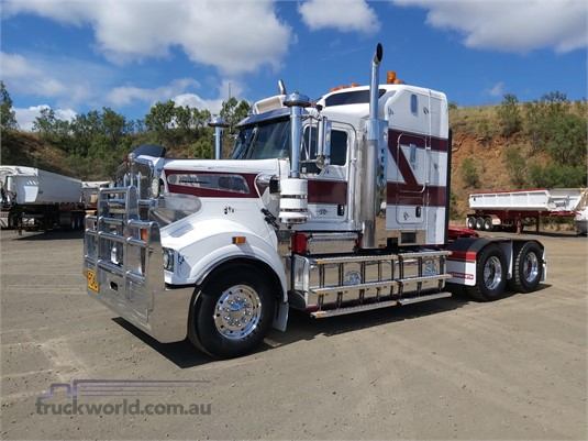 Kenworth T909 - Trucks for Sale