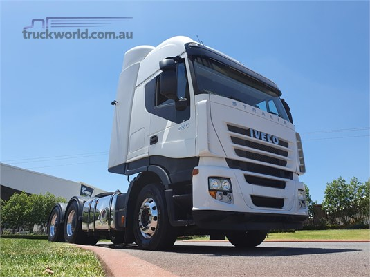 2010 Iveco other - Trucks for Sale