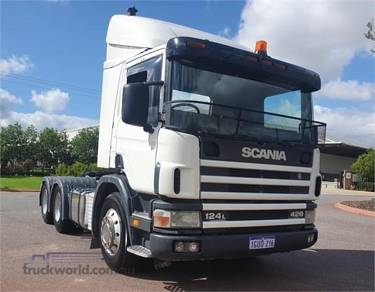 2004 Scania P124G/H/L/LA - Trucks for Sale