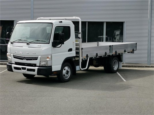 2020 Fuso Canter 515 Wide MWB AMT - Trucks for Sale