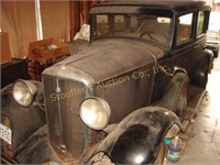Online Only Riggs / Lochstampfor Estates vehicle auction