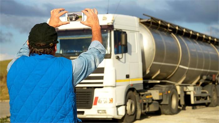 Truck Locator