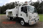 2010 Isuzu FSR 850 Long Service Vehicle