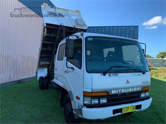 2002 Mitsubishi FK617 Dual Cab - Trucks for Sale