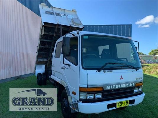 2002 Mitsubishi FK617 Dual Cab Grand Motor Group  - Trucks for Sale