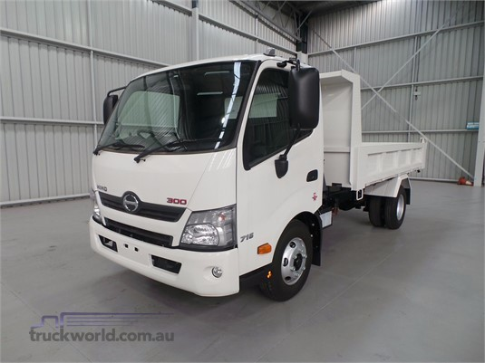 2020 Hino 300 Series 716 - Trucks for Sale