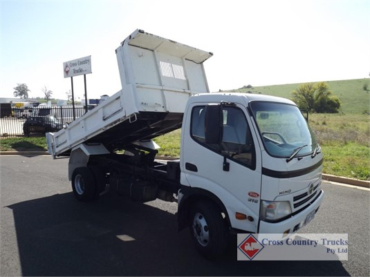 2010 Hino 300 716 Cross Country Trucks Pty Ltd  - Trucks for Sale
