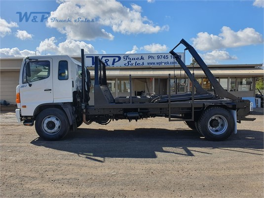 2005 Hino GH1J W & P Truck Sales - Trucks for Sale