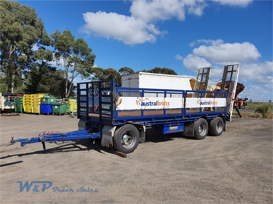 2000 Topstart other W & P Truck Sales - Trailers for Sale