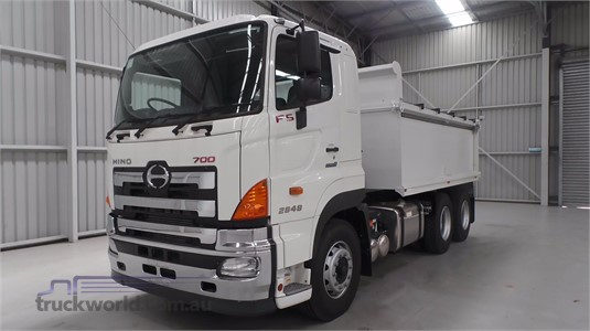 2020 Hino 700 Series FS - Trucks for Sale