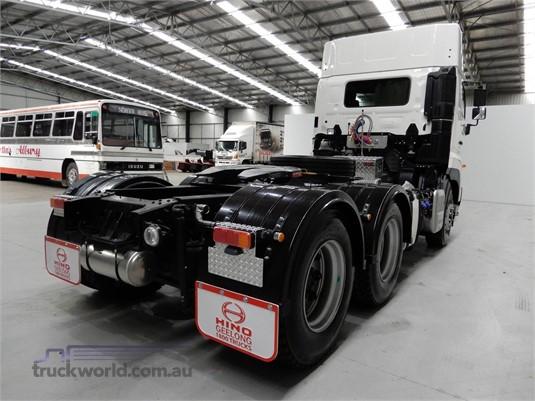 2020 Hino 700 Series 2848 SS AMT Air - Trucks for Sale