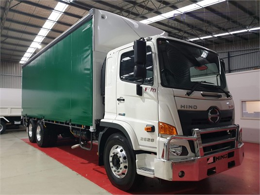 2020 Hino 500 Series 2628 FM - Trucks for Sale