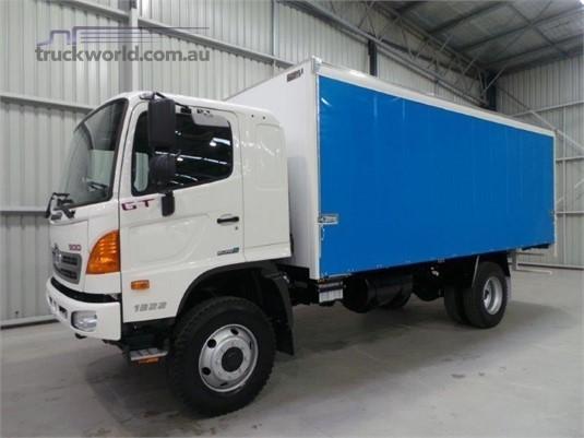 2020 Hino 500 Series 1322 GT 4x4 - Trucks for Sale