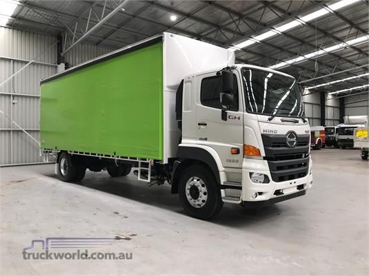 2020 Hino 500 Series 1832 GH - Trucks for Sale