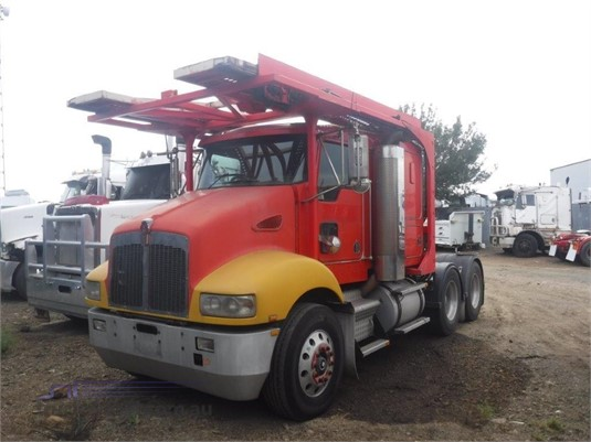 2007 Kenworth T350 - Wrecking for Sale